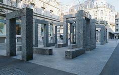 Pavillon Skulptur Zurich