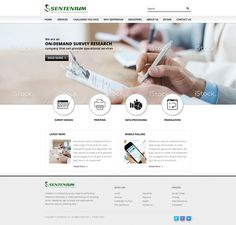 Re-design our Website for 2015 and beyond. by JVM