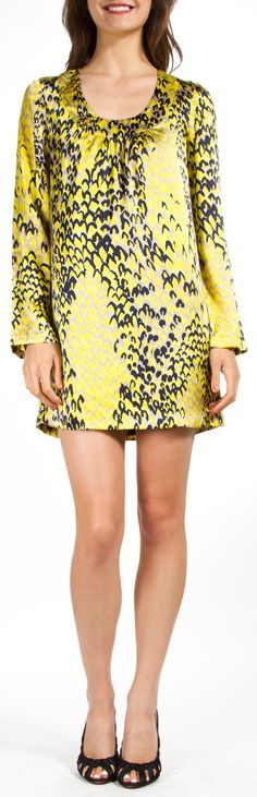 Tibi Dress @Michelle Coleman-HERS