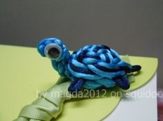 How to make chinese knotting turtle? Here you will find step by step tutorial to macrame cute turtles made from chinese knotting cords or satin...