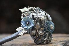How to make a broch bouquet  @Cassandra Arrizola