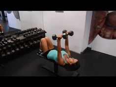 A Top Tri & Chest Workout : Workout Tips