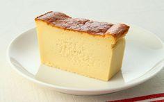 本和香糖のチーズケーキ | レシピ | Café & Meal MUJI