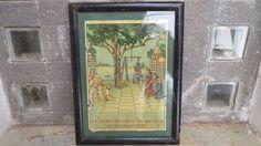 Antique Original Raja Ravi Varma 1848  1906 by Lallibhai on Etsy