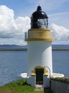Rubh an Duin Light,Scotland
