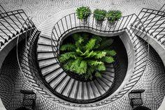 Embarcadero Stairs, San Francisco
