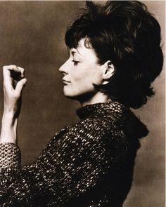 Maggie Smith, 1960s     -viaenglishdwarf