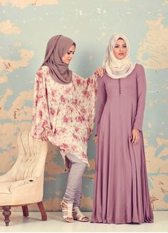 Modest clothing with a unique twist www.innayahcollection.com