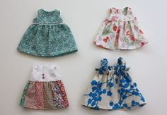 pattern to make doll clothes - I love Craftiness is not optional, Thank you Jess! You have lots of delightful ideas on your page. I have used the barbie clothes tutorials. Sewing Doll Clothes, Baby Doll Clothes, Barbie Clothes, Diy Clothes, Preemie Clothes, Dress Sewing, Doll Dress Patterns, Baby Clothes Patterns, Clothing Patterns