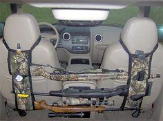 TROPHY HUNTING PRODUCTS INC Backseat Gun Sling AP Camo, EA
