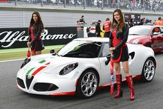 Alfa Romeo and Superbike @ Magny-Cours