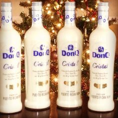 Puerto Rican Coquito - It's going to be a Merry Christmas after all.  Made by me:)