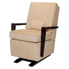 Glider- this would be stimulating to a child because the baby get to relax and lay on the mother while  being rocked gently. Cost: $279.99