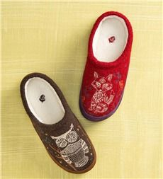 Acorn® Women's Forest Mules Slippers