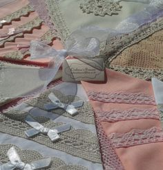 LACE BUNTINGS