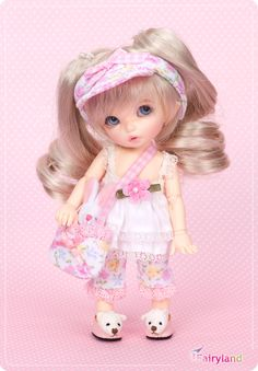 PukiFee Ante by FairyLand Ball Joint Doll
