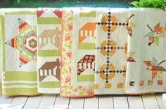 Fig Tree New Quilts