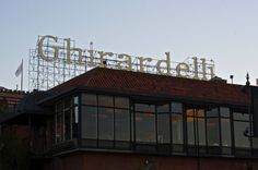 If your a chocolate lover you must visit the Ghirardelli Factory for some sweet treats.  Yummy!