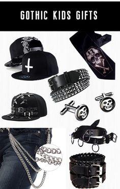 Shop goth Christmas gifts for men at RebelsMarket.