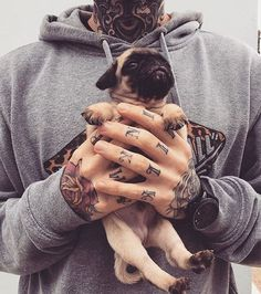 Ink is life #puppy