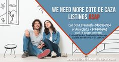 Buyers are interested in Coto de Caza. Call to schedule your listing today. #CotoDeCaza #RealEstateOrangeCounty #missionviejo #oc #forsale http://qoo.ly/ft4tt #luxurylife #socal #luxe #follow #OCRE #EliteOCRE #RealEstateOrangeCounty #LaderaRanch