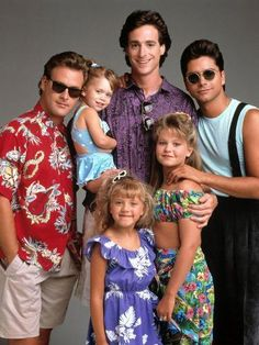 With Bob Saget, John Stamos, Dave Coulier, Candace Cameron Bure. A widowed broadcaster raises his three daughters with assistance from his rock'n'roll brother-in-law and his madcap best friend. Full House Videos, Full House Funny, Full House Cast, Stephanie Tanner, Dj Tanner, Uncle Jesse, Paddy Kelly, John Stamos, Candace Cameron Bure