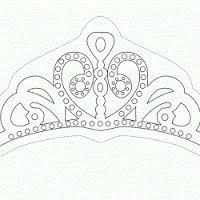 sofia the first crown template - sofia the first tiara template dibujos varios