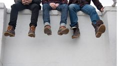 3 best buds share in their LL Bean boots during a break on campus Best Shoes For Men, Men S Shoes, Ll Bean Boots, Official Shoes, Preppy Style, My Style, Style Men, Shoe Deals, Shoe Sites
