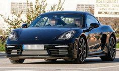 2017 Porsche Cayman Facelift