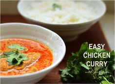"""authentic Indian chicken curry recipe"""