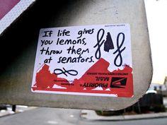 if life gives you lemons..