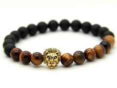 Savannah Tiger Eye Bracelet...I want this so bad!!! This along with a lokai bracelet need to be on my wrist!!