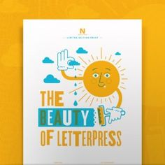 #LetterPress is beautiful! Check out this article that celebrates it.