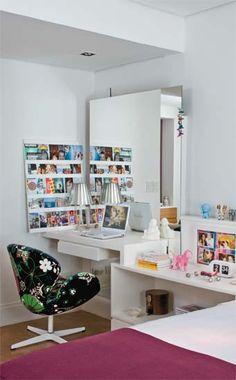 19 fotos de quartos de solteiro cheios de estilo - Casa