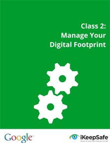 Google Digital Literacy and Citizenship Curriculum – Know your web – Good to Know – Google