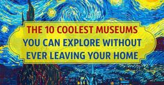 Virtual tours of several museums.. use to compare art genres