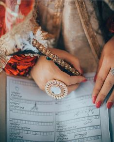 10 Trending Cocktail Ring Designs for Brides to Rock at Her Wedding Indian Wedding Photography, Wedding Photography Poses, Wedding Poses, Couple Wedding Dress, Wedding Dresses For Girls, Beautiful Couple, Beautiful Moments, Beautiful Bride, Beautiful Pictures