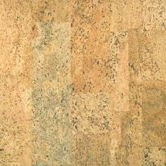 Sand Dunes Plank 13/32 in. Thick x 11 13/16 in. Wide x 36 in. Length Cork Flooring (23.51 sq. ft. / case)-PF9623 at The Home Depot