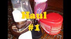 Haul #1 ( μακιγιαζ, περιποίηση )