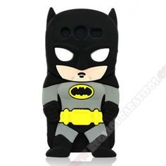 Carcasa divertida Batman para Samsung Galaxy Core 2