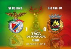 Benfica 1 vs Rio Ave 0