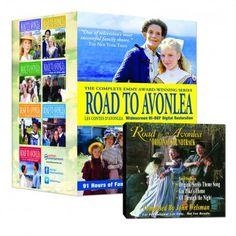 An Avonlea Christmas Dvd Road To Avonlea Www