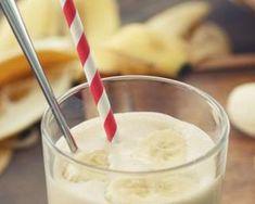 Milk-shake allégé à la banane : http://www.fourchette-et-bikini.fr/recettes/recettes-minceur/milk-shake-allg-la-banane.html