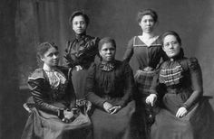 ...African American Woman Suffrage Women's League Picture
