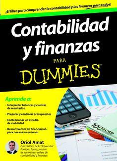 Contabilidad y finanzas para dummies / Oriol Amat