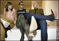 male models in heels - Google Search