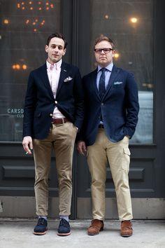 The Pocket Round lookbook men style
