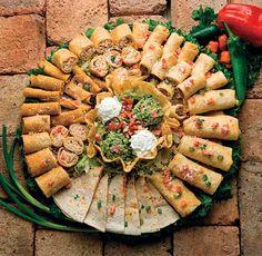 Azteca's Fiesta Platter