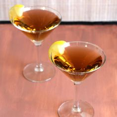 Resolute Cocktail recipe: gin, apricot brandy, lemon juice