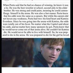 Why I love Peeta